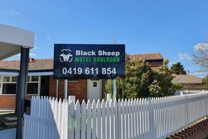 Black Sheep Motel Goulburn